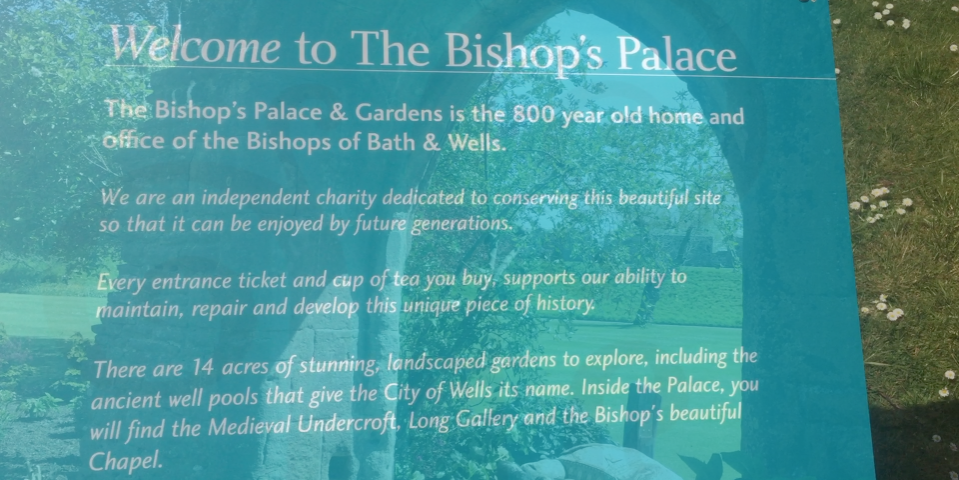 Bishops Palace Wells