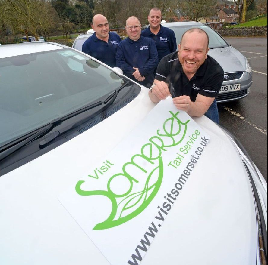 Visit Somerset Taxi Drivers
